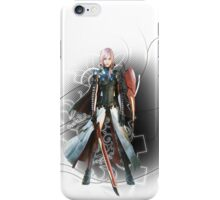 Final Fantasy Lightning Returns - Lightning (Claire Farron)² iPhone Case/Skin
