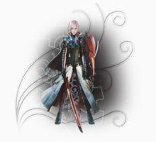 Final Fantasy Lightning Returns - Lightning (Claire Farron)² T-Shirt