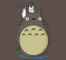 Totoro by Lucsy3012