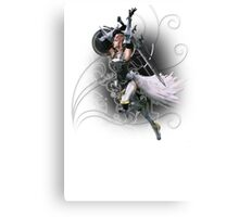 Final Fantasy XIII-2 - Lightning (Claire Farron) Canvas Print
