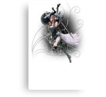 Final Fantasy XIII-2 - Lightning (Claire Farron) Canvas Print