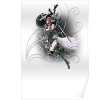 Final Fantasy XIII-2 - Lightning (Claire Farron) Poster
