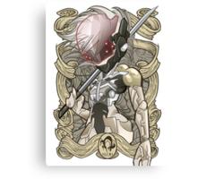 Raiden - MGS4 Canvas Print