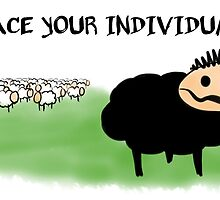 Embrace Your Individuality by Ross Hendrick