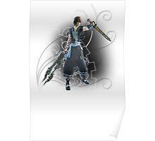 Final Fantasy Lightning Returns - Noel Kreiss Poster