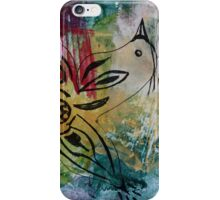 Bird Flower - JUSTART ©  iPhone Case/Skin
