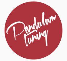 Pendulum Tuning Logo (Script) by pendulumtuning