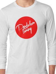 Pendulum Tuning Logo (Script) Long Sleeve T-Shirt