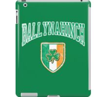 Ballynahinch, Ireland with Shamrock iPad Case/Skin