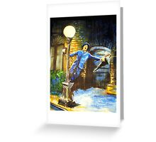 Singin' in the Rain Greeting Card