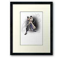 Final Fantasy XIII - Snow Villiers Framed Print