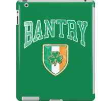 Bantry, Ireland with Shamrock iPad Case/Skin