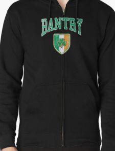 Bantry, Ireland with Shamrock T-Shirt