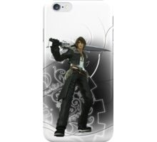 Final Fantasy Dissidia - Squall Leonhart iPhone Case/Skin