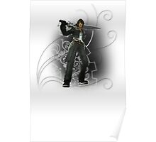 Final Fantasy Dissidia - Squall Leonhart Poster