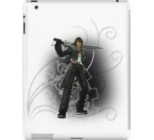 Final Fantasy Dissidia - Squall Leonhart iPad Case/Skin