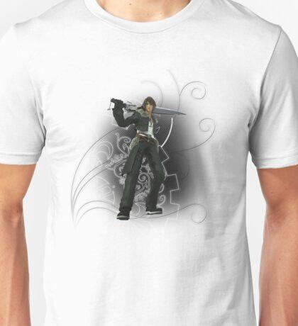 Final Fantasy Dissidia - Squall Leonhart Unisex T-Shirt