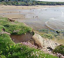 Harlyn Bay by M G  Pettett