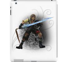 Final Fantasy Dissidia - Tidus iPad Case/Skin