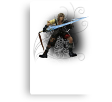 Final Fantasy Dissidia - Tidus Canvas Print