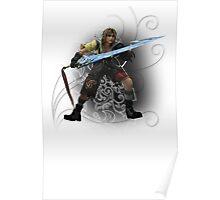 Final Fantasy Dissidia - Tidus Poster