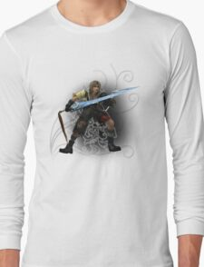 Final Fantasy Dissidia - Tidus Long Sleeve T-Shirt