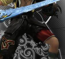 Final Fantasy Dissidia - Tidus Sticker