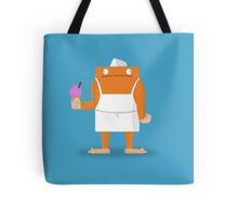 Ice Cream Vendor - Everyday Monsters Tote Bag