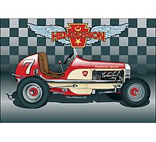 Henderson Special Photographic Print