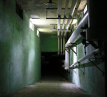 asylum tunnel by rob dobi