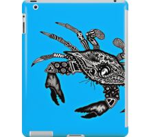 Maryland Blue Crab iPad Case/Skin