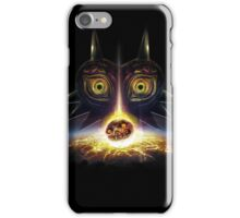 Legend of Zelda Majora's Mask Operation Moon Fall iPhone Case/Skin