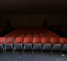 theater seats by rob dobi