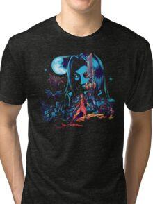 Final Wars VII Tri-blend T-Shirt
