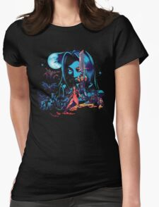 Final Wars VII Womens Fitted T-Shirt