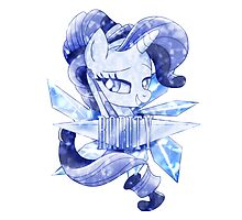 Crystal Rarity Photographic Print