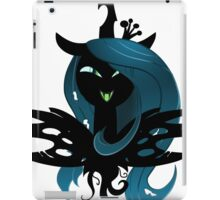 Queen Chrysalis (Without Wings) iPad Case/Skin