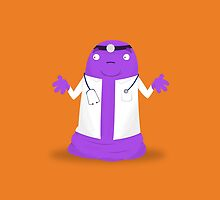 Doctor - Everyday Monsters by FraserLinton