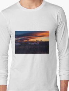 North Rim Dusk Long Sleeve T-Shirt