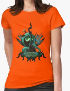 MLP: Queen Chrysalis Womens Fitted T-Shirt