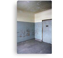 isolation room Canvas Print