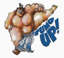 SUMO UP! by Paul  Reynolds