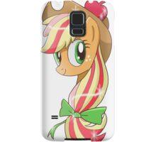 Rainbowfied Applejack Samsung Galaxy Case/Skin
