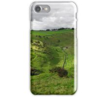 North West, Along Cressbrook Dale iPhone Case/Skin