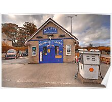 Aidensfield Garage  Poster