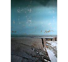 collapse Photographic Print
