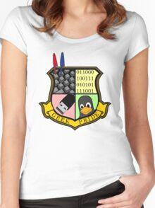 Geek Pride Women's Fitted Scoop T-Shirt