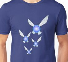 Legend of Zelda Fairies -Navi Buddies!!! Unisex T-Shirt