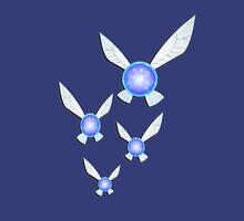 Legend of Zelda Fairies -Navi Buddies!!! Unisex T-Shirt