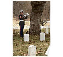 Requiem for a Fallen Marine Poster